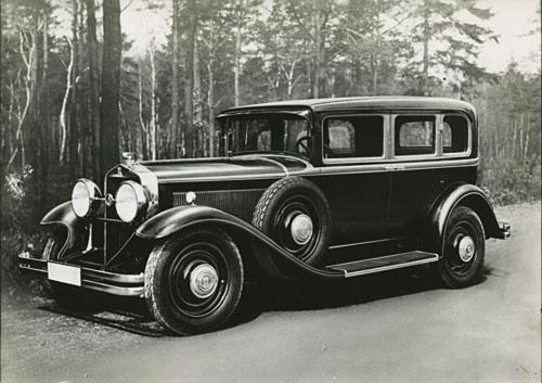 Historie 1808 bis 1945 - Auto-Teile-Becher; Drive IN Service Center Schwarzenberg